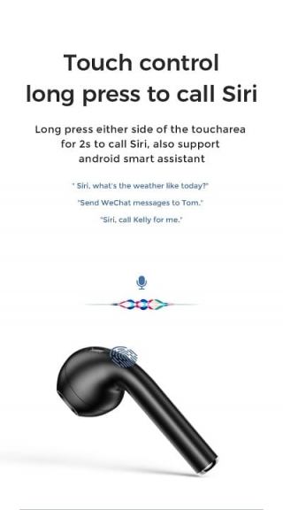 Наушники JOYROOM JR-T03s Bluetooth