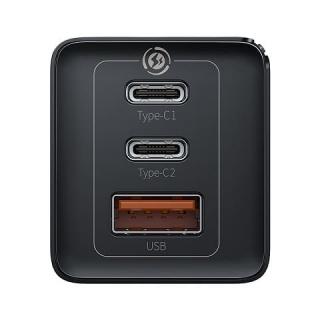 СЗУ Baseus GaN2 Pro Quick Charger 2C+U 65W EU