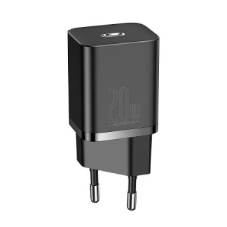 СЗУ Baseus Super Si Quick Charger 1C 20W EU Sets