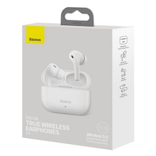 Наушники Baseus Encok True Wireless Earphones W3