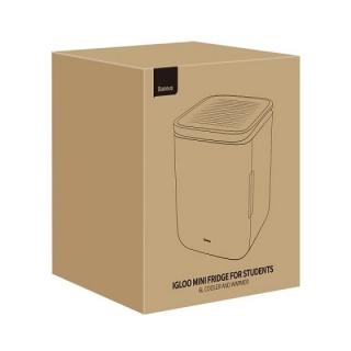 Портативный холодильник Baseus Igloo Mini Fridge for Students