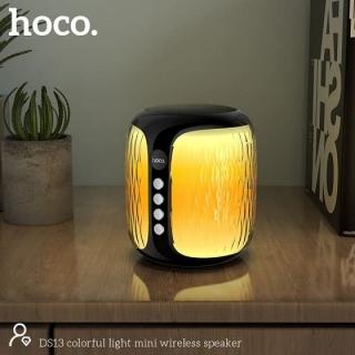 Портативная колонка HOCO DS13 colorful light mini wireless speaker