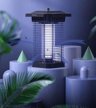 Лампа-уничтожитель насекомых Baseus pavilion Courtyard