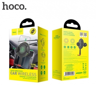Автодержатель Hoco CW4A Noble rank Car wireless rapid