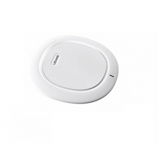 USAMS Wireless Fast Charger US-CD29 (10W, 2A) white