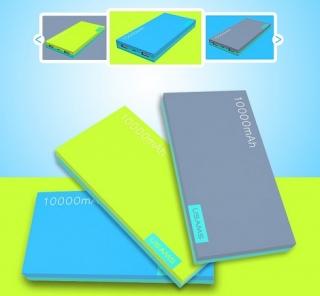 Power bank Usams US-CD01 10000mah gray