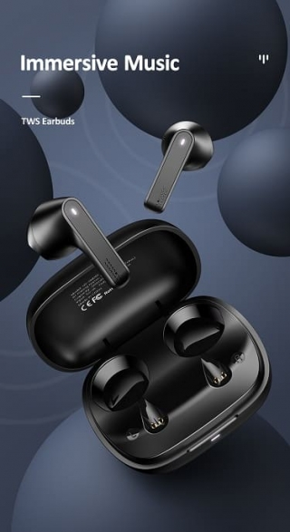 Наушники bluetooth USAMS-SM TWS Earbuds - SM Series BT 5.0