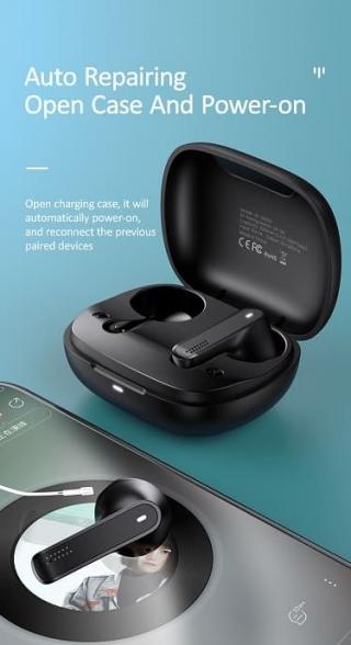 Наушники bluetooth USAMS-SM TWS Earbuds - SM Series BT 5.0