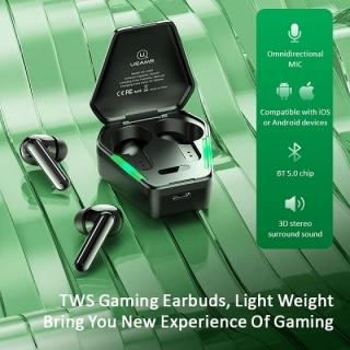 Наушники bluetooth USAMS-JY01 TWS Gaming Earbuds - JY Series