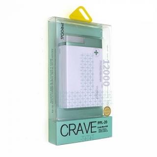 REMAX PRODA Crave Series PPL-20 12000mAh green