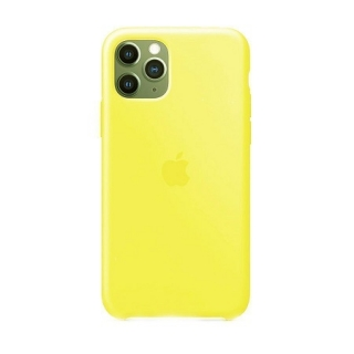 Накладка Silicone Case Full iPhone 11 flash (41)