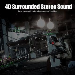 Наушники проводные ONIKUMA Gaming headset RUNMUS K3