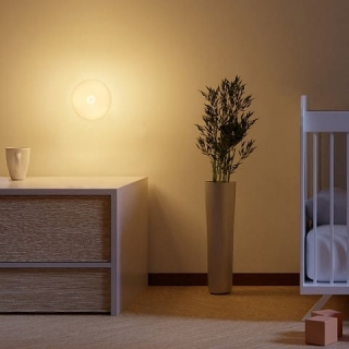 Baseus  Light garden Series Nightlight (Charge) / White
