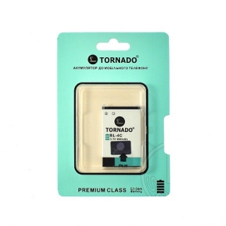 АКБ Tornado Premium Nokia BL-4C