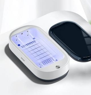 Ультрафиолетовый стерелизатор USAMS US-ZB151 Multi-function With Wireless Charging (15W)