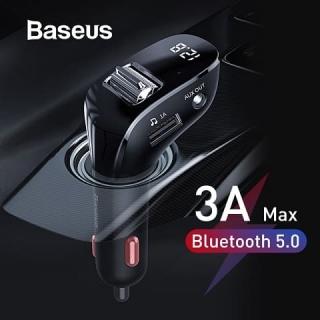 FM-трансмиттер Baseus Streamer F40 AUX wireless