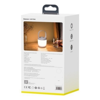 Портативный ночной светильник Baseus Series Knob Stepless Dimming
