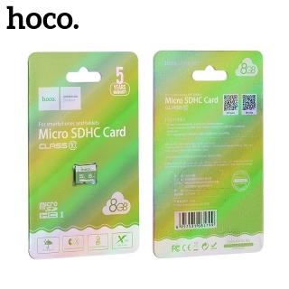 Карта памяти Hoco MicroSD Class 10 8GB