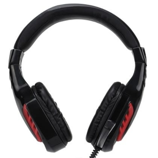 Игровые наушники XTRIKE HP-310 BK wired gaming headphone