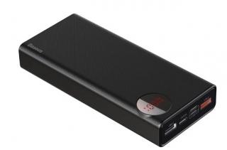 Power bank BASEUS Mulight PD3.0 Quick charge 20000mAh