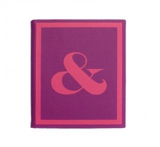 Чехол Nook  Jonathan Adler Punctuation  color violet