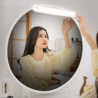Baseus Sunshine series stepless dimmer mirror light / Natural
