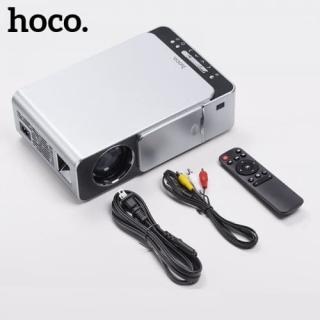 Проектор HOCO DI08 portable home multimedia / silver