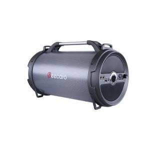 Портативная колонка Bluetooth Beecaro RX28  black & purple