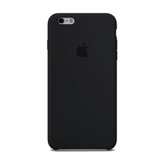 Накладка Silicone Case iPhone 7,8 SE 2020 black (18)