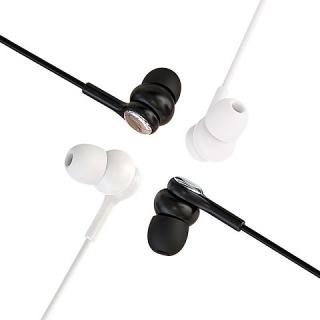 Наушники Borofone BM12 black с микрофоном
