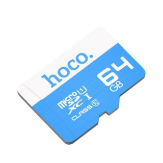 Карта памяти Hoco MicroSD Class 10 64GB