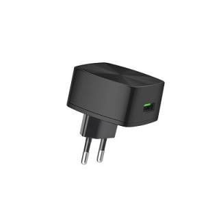 СЗУ Hoco C26 Mighty power QC3.0 (EU) (1USB, 3А, 18W)