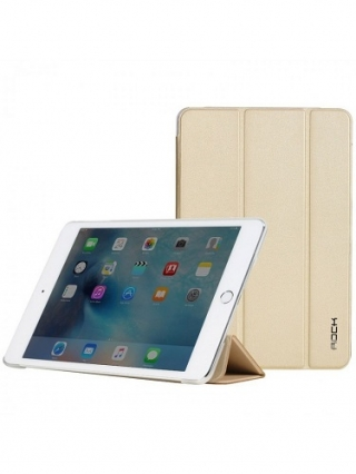 Чехол rock Touch Series для iPad mini 4 gold