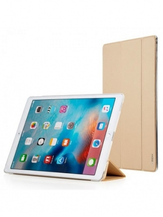 "Чехол Rock Zip Touch Series для iPad Pro 12.9"" Gold"