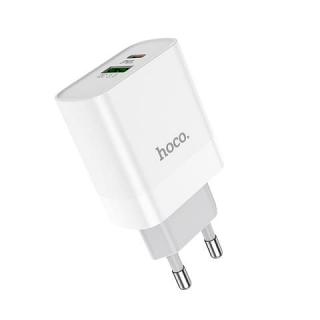 СЗУ HOCO C80A Rapido PD+QC3.0 charger set для iphone 12