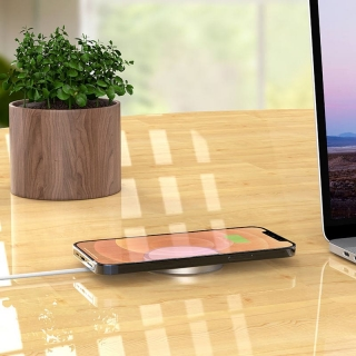 БЗУ HOCO CW30 Original series magnetic wireless fast charger