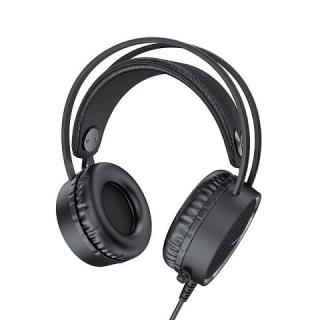 Наушники HOCO W100 Touring gaming headset