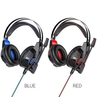 Игровые наушники HOCO W102 Cool tour gaming headphones
