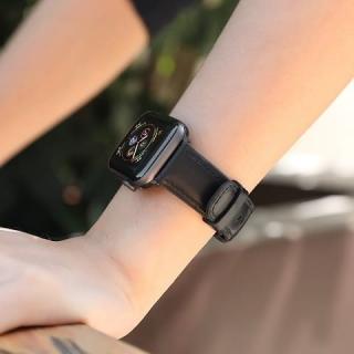 Pемешок HOCO WB18 Fenix leather strap for Apple Watch Series1/2/3/4/5
