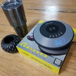 Колонка Awei Y290 Bluetooth with wireless charger