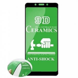 Защитное стекло Ceramic Xiaomi Redmi 6/6A Black