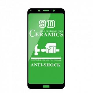 Защитное стекло Ceramic Xiaomi Redmi 7A Black