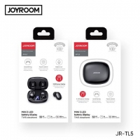 Наушники Bluetooth JOYROOM JR-TL5 TWS With Display