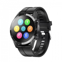 Смарт часы HOCO DGA05 black smart watch
