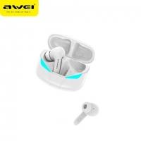 Наушники bluetooth AWEI T35 gaming earphone