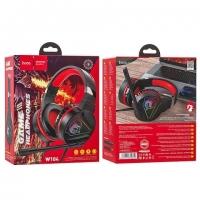 Наушники игровые HOCO W104 Drift gaming headphones