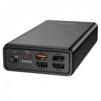 Power bank BOROFONE BJ11 Rider fully compatible 30000mAh / black