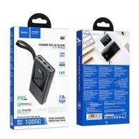 Портативное зарядное устройство HOCO Q4 Unifier fully compatible power bank 10000mAh