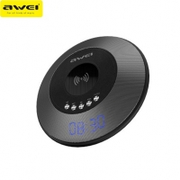 Колонка Awei Y290 Bluetooth with wireless charger