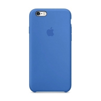 Накладка Silicone Case iPhone 7,8 cornflower (53)